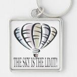 The Sky Is The Limit 2 Key Chains