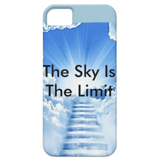 The sky is the limit iPhone SE/5/5s case