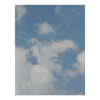 The sky is the Limit Letterhead