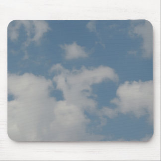The sky is the Limit mousepad