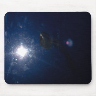 the sky mouse pad