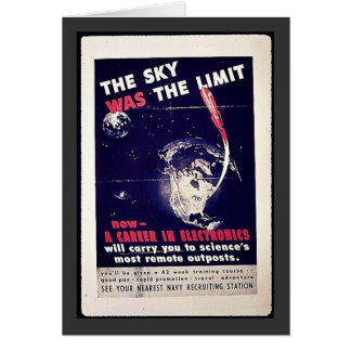 The Sky Was The Limit Cards