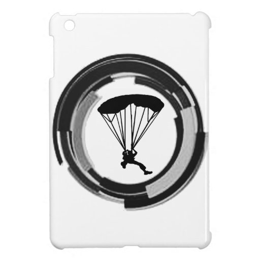 THE SKYDIVING REALM iPad MINI COVER