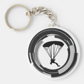 THE SKYDIVING REALM KEYCHAIN