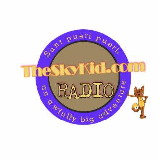 The SkyKid.Com Radio Photo Sculptures
