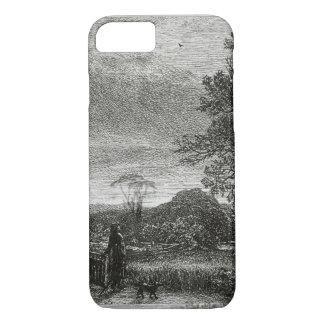 The Skylark (etching) iPhone 7 Case