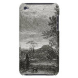 The Skylark (etching) iPod Touch Case