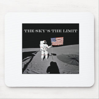 The Sky's the Limit Mouse Pad