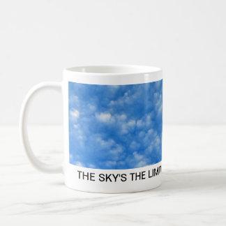 THE SKY'S THE LIMIT Mug