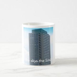 The Skys The Limit Mug