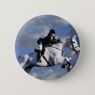 The Sky's The Limit Pinback Button