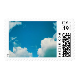 The Sky's the Limit postage stamps