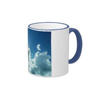 The Sky's the Limit! Ringer Coffee Mug