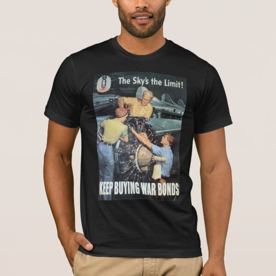 The Sky's the Limit! T-Shirt