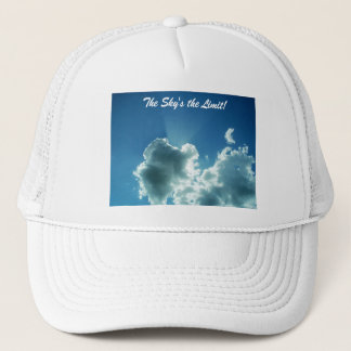 The Sky's the Limit! Trucker Hat