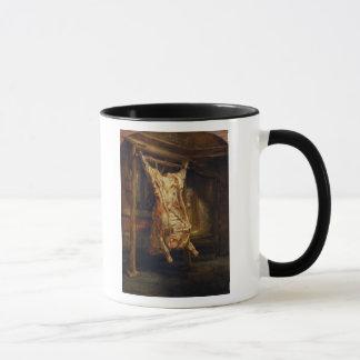 The Slaughtered Ox, 1655 Mug