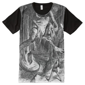 The Slaying of The Jabberwock All-Over-Print Shirt