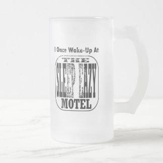 The Sleep Eazy Motel Mug