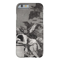 The Sleep of Reason Produces Monsters Barely There iPhone 6 Case
