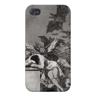 The Sleep of Reason Produces Monsters Cases For iPhone 4