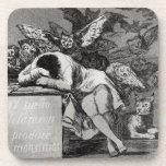 The Sleep of Reason Produces Monsters Coasters