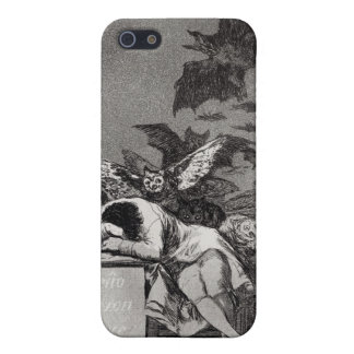 The Sleep of Reason Produces Monsters Cover For iPhone SE/5/5s