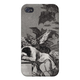 The Sleep of Reason Produces Monsters iPhone 4 Cover