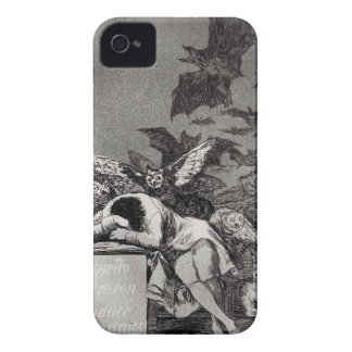 The Sleep of Reason Produces Monsters iPhone 4 Covers