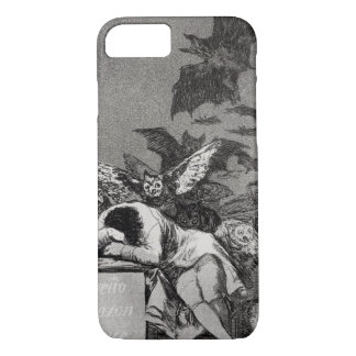 The Sleep of Reason Produces Monsters iPhone 8/7 Case