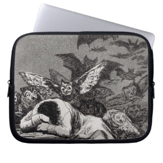 The Sleep of Reason Produces Monsters Laptop Sleeve