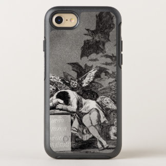 The Sleep of Reason Produces Monsters OtterBox Symmetry iPhone 7 Case