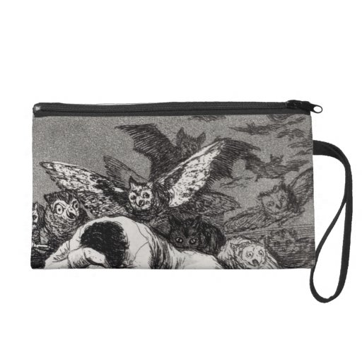 The Sleep of Reason Produces Monsters Wristlet