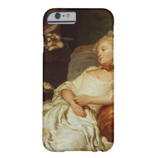 The Sleeper, 1759 (oil on canvas) Barely There iPhone 6 Case