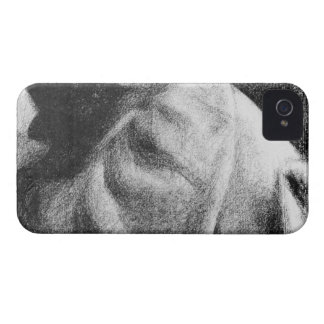 The Sleeper by Georges Seurat iPhone 4 Case-Mate Cases