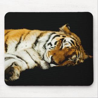 The Sleeping Amur Mousepad