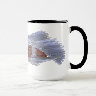 The Sleeping  Angel Mug