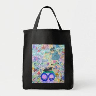 The Sleeping Beauties Canvas Bags