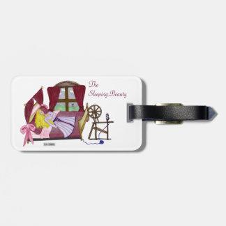 The Sleeping Beauty Bag Tag