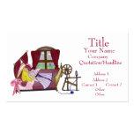 The Sleeping Beauty Business Card Templates