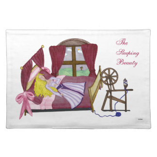 The Sleeping Beauty Placemat