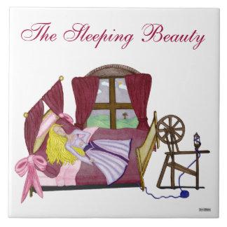 The Sleeping Beauty Tile
