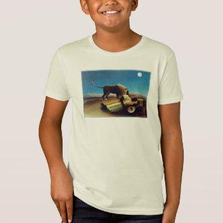 """The Sleeping Gypsy"" by Henri Rousseau T-Shirt"