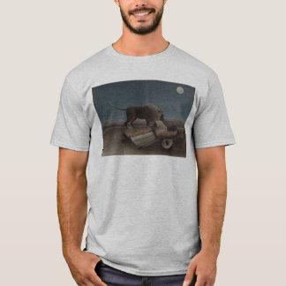 The Sleeping Gypsy by Henri Rousseau T-Shirt