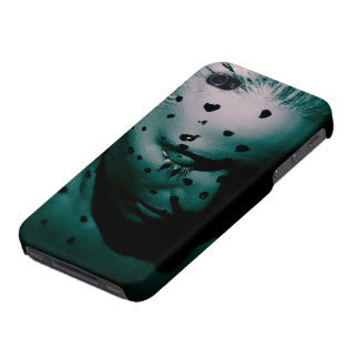 The Sleeping Lady of the Waves iPhone 4/4S Cover