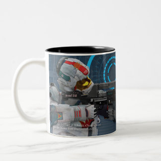 The Sleeping Legion mug