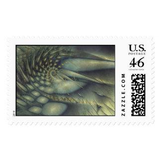 The Sleeping Nautilus Stamp