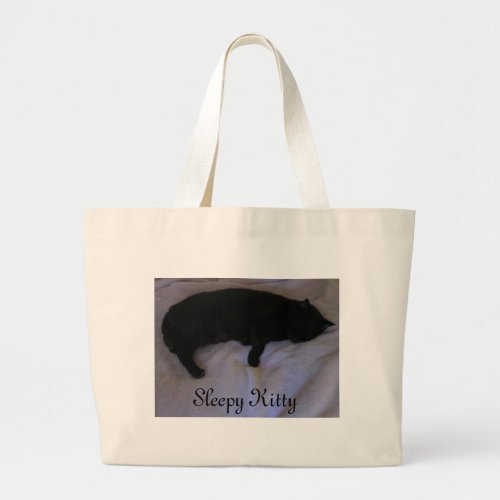 The Sleepy Kitty Bag