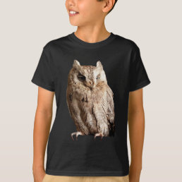 The Sleepy Owl T-Shirt