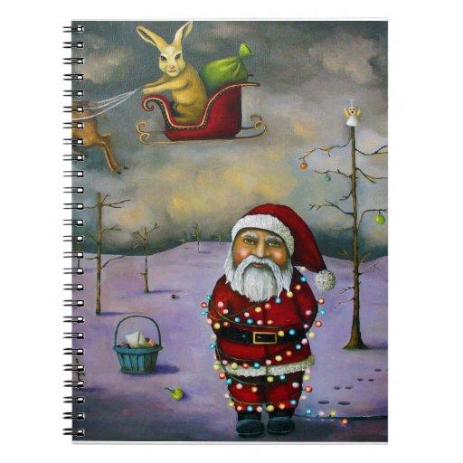The  Sleigh Jacker Notebooks
