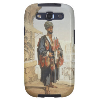 The Slipper Seller, from 'Souvenir of Cairo', 1862 Galaxy SIII Cases